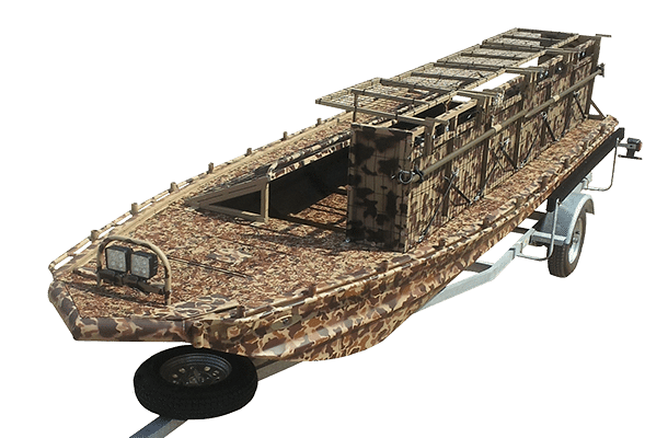 Gator Hide Gen Ii Removable Hard Side Blind Gator Trax