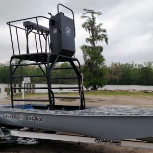 Gator Trax Boats - Gator Tower