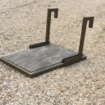 Dog Platform – Gunnel Mount