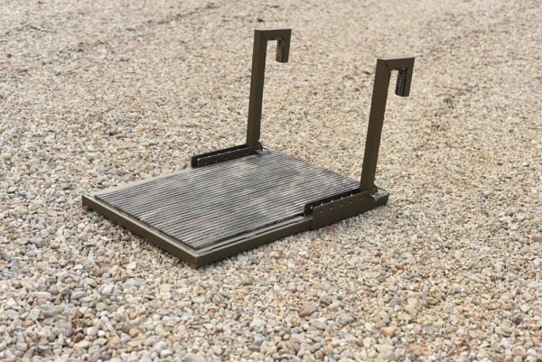 Dog Platform - Gunnel Mount