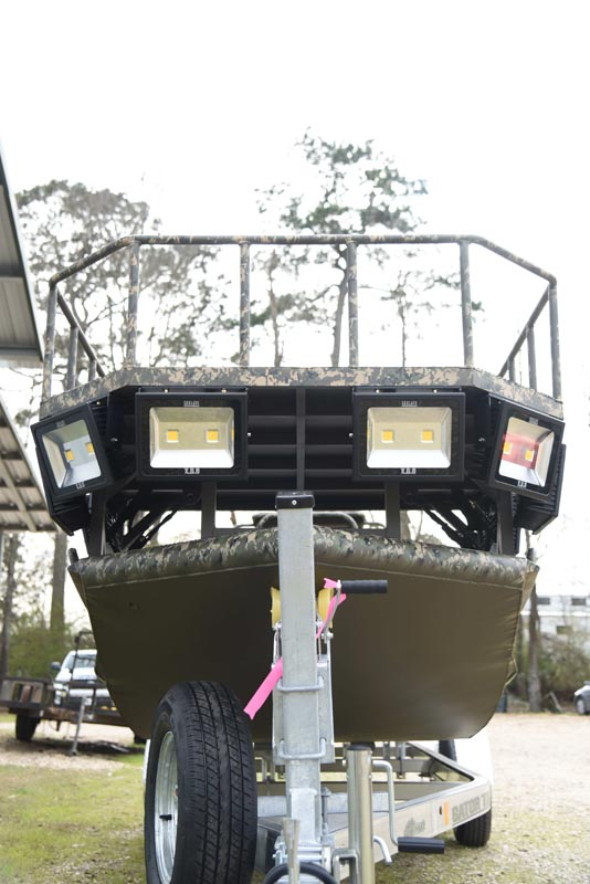 Honda Dealers In Tennessee >> Bowfishing Platform - Gator Trax Boats