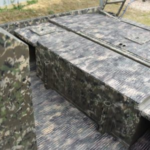 Gator Trax Rear Storage Bench