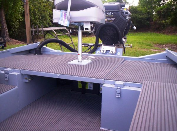 Gator Trax Removable Rear Cast Deck