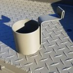 Gator Trax Boats Removable Cup Holder